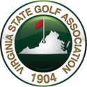 Virginia golf logo