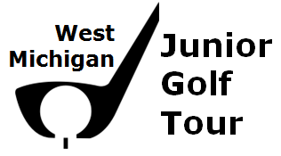 West michigan junior golf tour logo