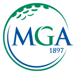 Metropolitian golf association logo