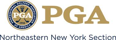 Northeastern pga section logo