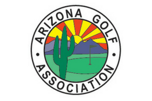 Arizona state golf assoc logo