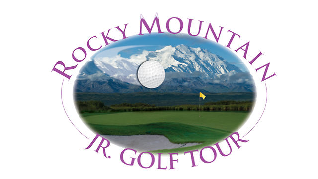 Rocky mountain junior golf tour logo