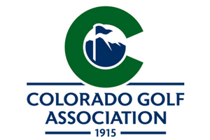 Colorado golf association logo