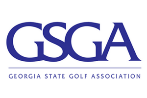 Georgia state golf association logo