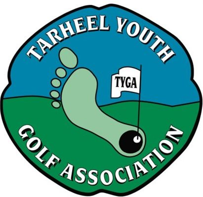 Tarheel youth golf association logo