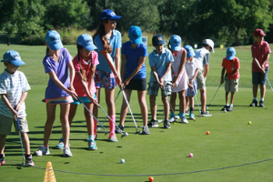 Golf camps