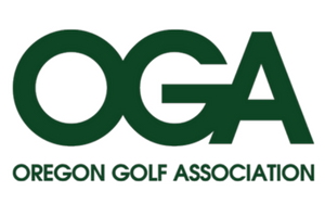 Oregon golf association logo