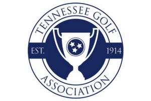 Tennessee golf association logo