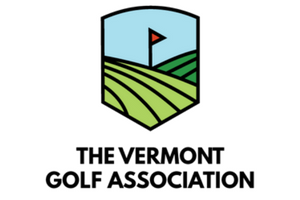 Vermont golf association logo