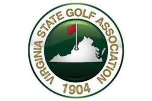 Virginia golf association logo