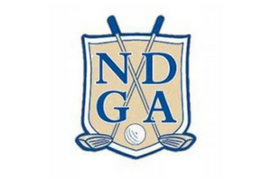 North dakota golf association logo