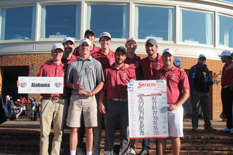 Alabama Crimson Tide Club Golf