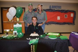 College Golf Signing Day