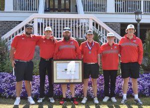 Boiling Springs High School won the Palmetto High School Golf Championship
