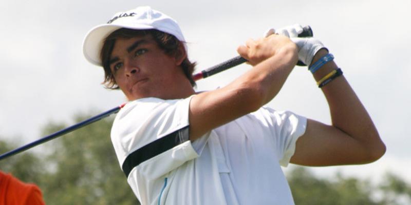 Rickie Fowler high school golf