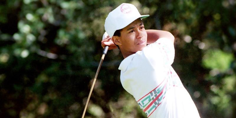 Tiger Woods high school golf