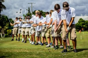 high school golf practice plan