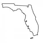 Florida state outline