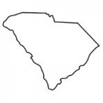 South Carolina state outline