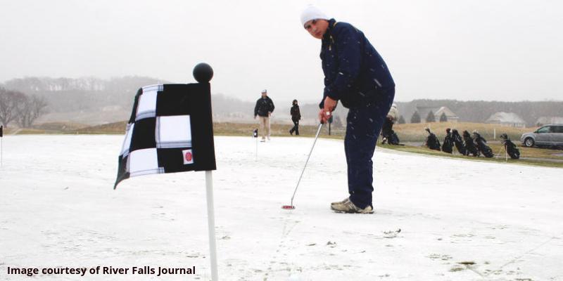 Spring High School Golf Season