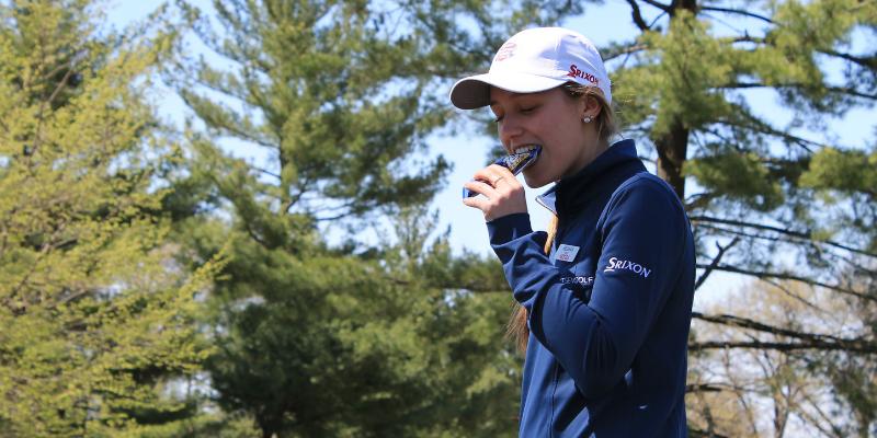 Golf Energy Bar for fundraising