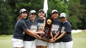 Top Women's College Golf Programs by Division