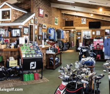 team golf gear from PGA Professional