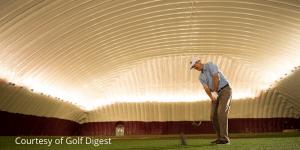 Best indoor golf drills