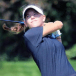 Jessica Meyers Notre Dame Golf
