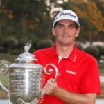 Keegan PGA Championship
