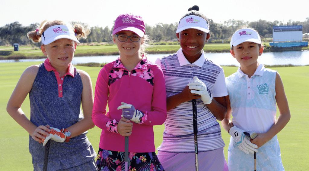 Junior Golf for Girls